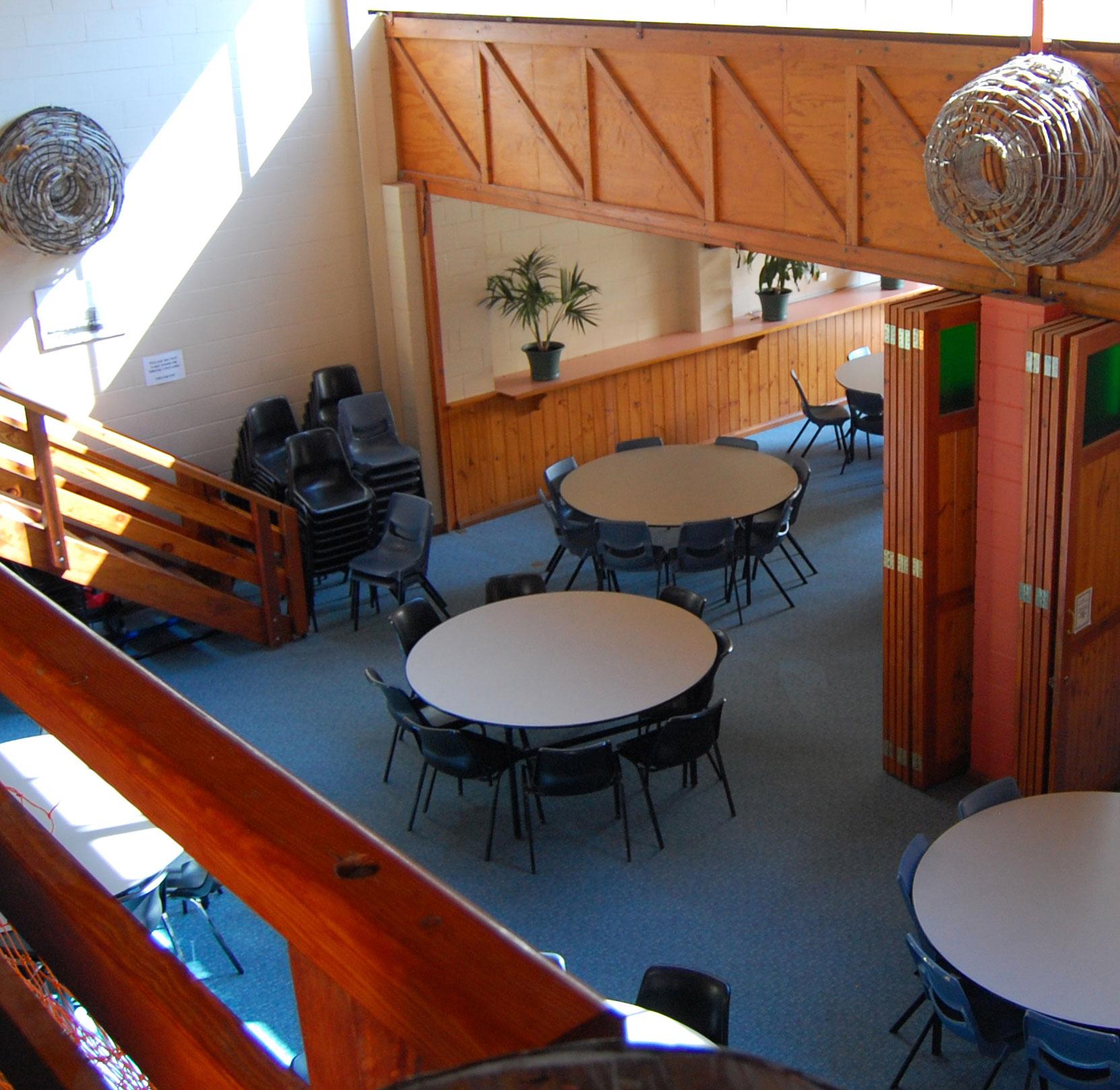 Main Dining Room: CYC The Island