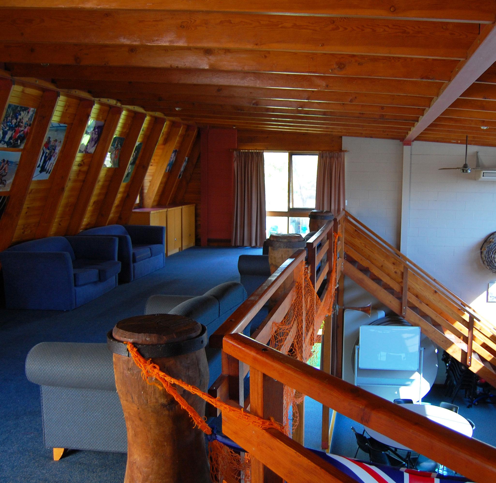 Facilities cyc the island - Mezzanine accommodatie ...