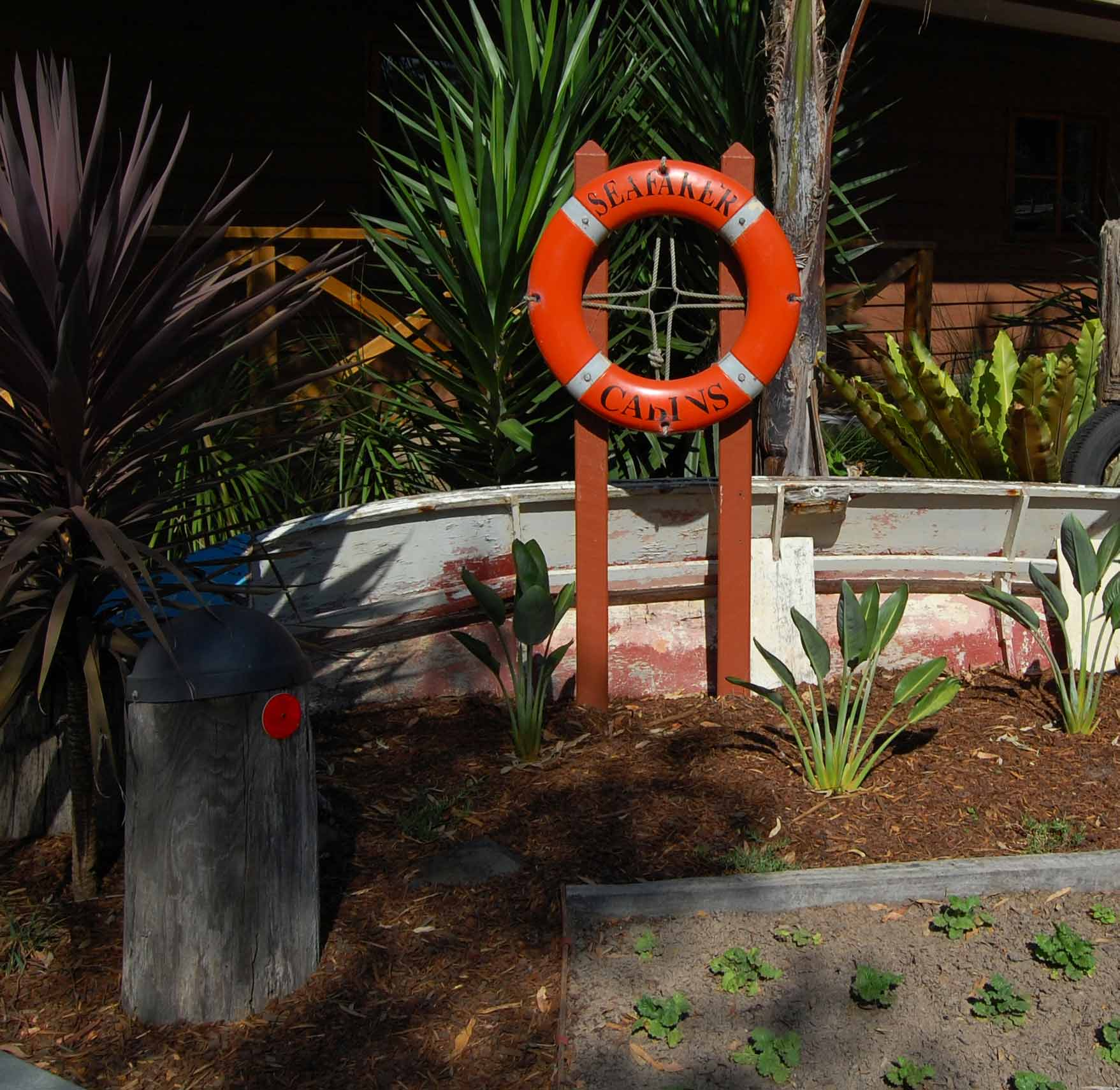 Seafarer Cabins